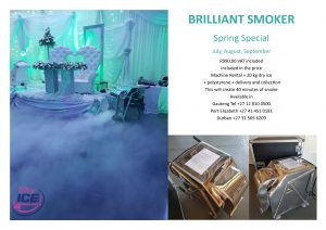 Brilliant Smoker Special